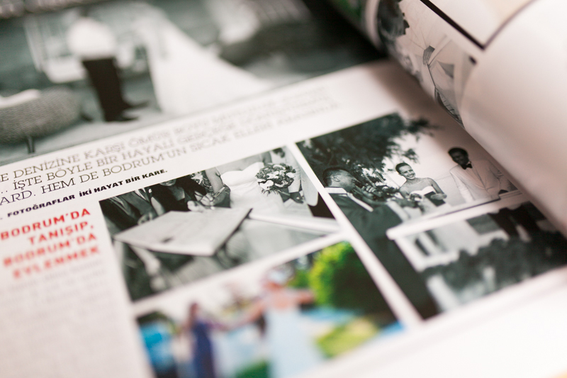 Bride's Magazine Featured Wedding Photographer