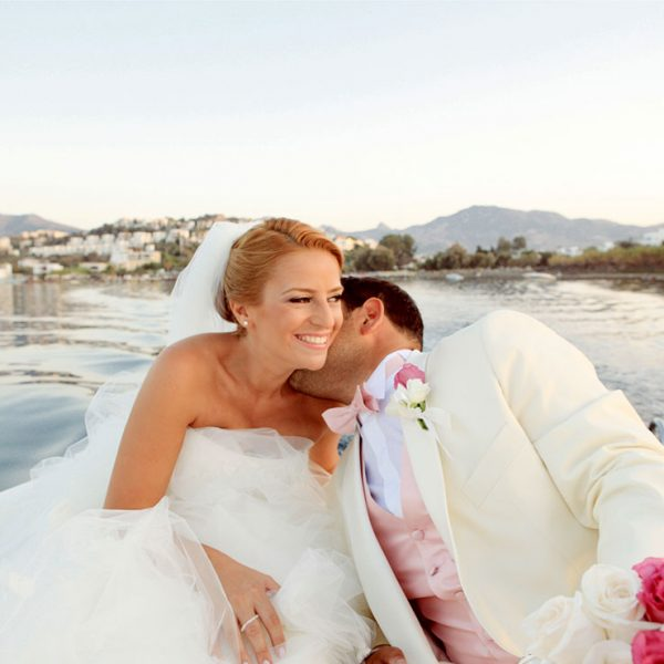 Bodrum Wedding Photographer // Başak + Mehmet