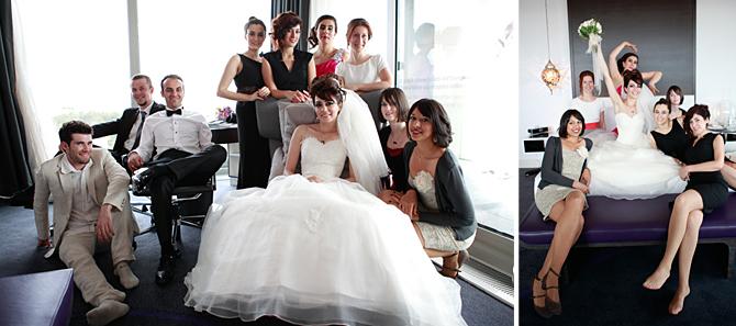 Le Meridien Düğün Fotoğraf Çekimi