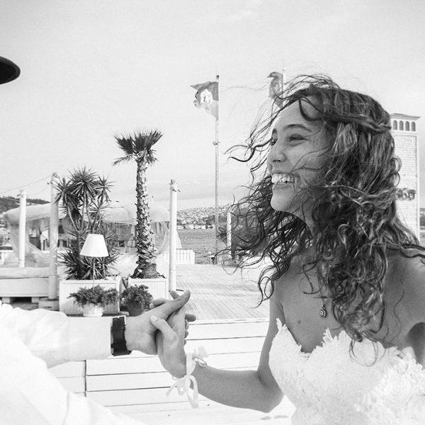Save The Date Photo Shoot // Çisel + Serkan