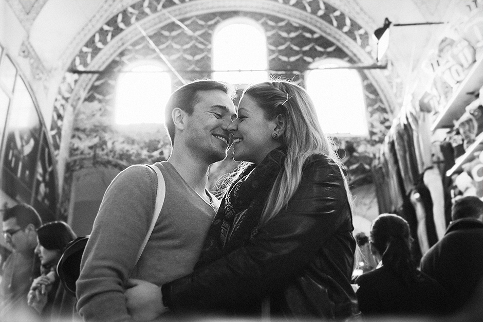German Couple Photography in Istanbul