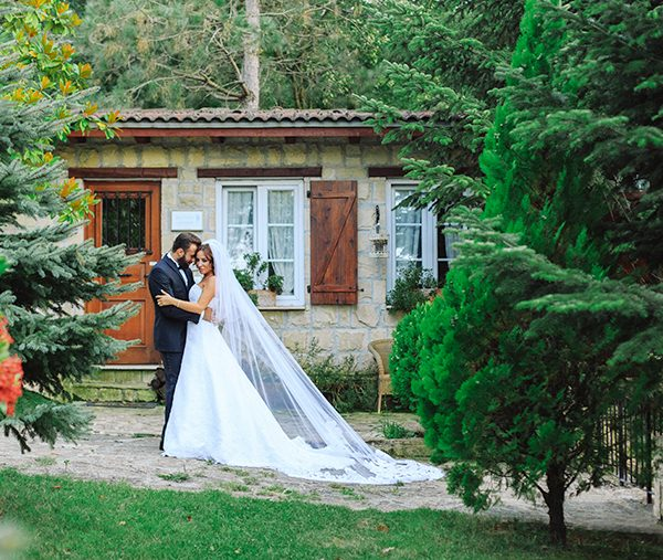 Stunning Wedding Day at Casa Lavanda