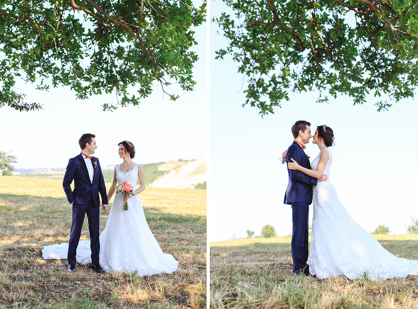 Based in Istanbul, Wedding photographer for all destinations.