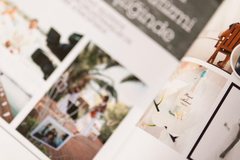 Bride's Magazine Turkey