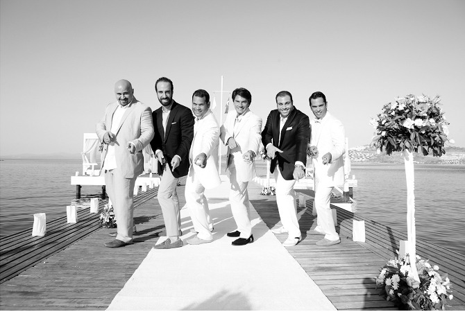 Bodrum Sahil Düğünü