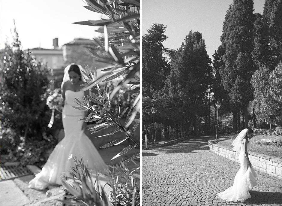 Siyah Beyaz düğün fotoğrafları