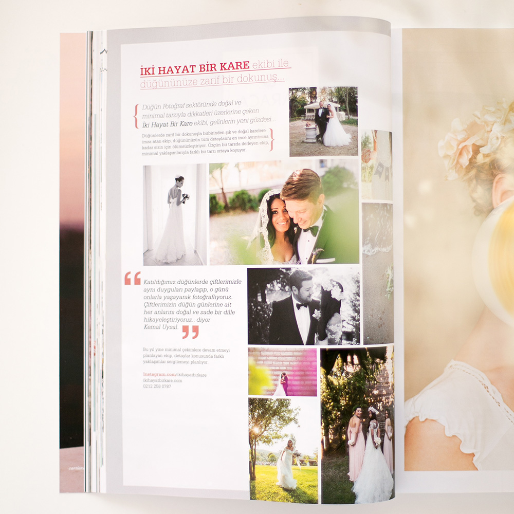 Martha Stewart Weddings, Turkey Issue, Destination Wedding Photographer
