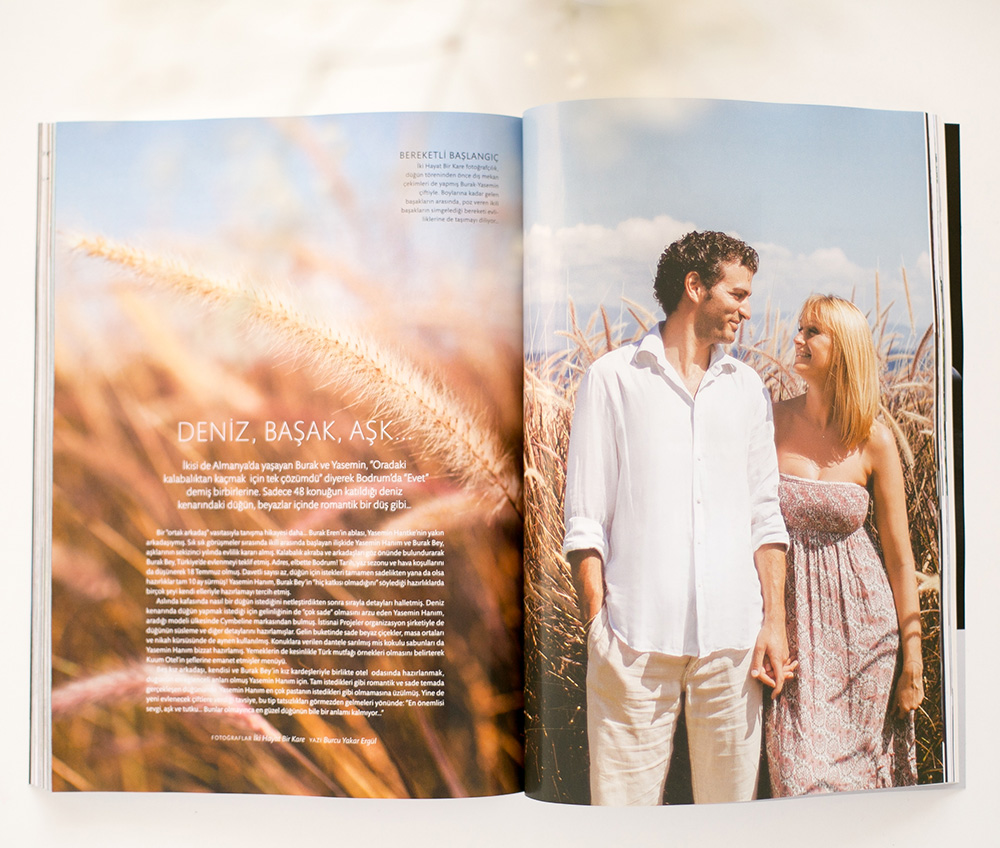 Martha Stewart Weddings, Turkey Issue, Destination Wedding Photographer, Bodrum Wedding Photographer