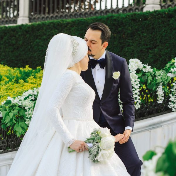 Merve + Burak Wedding Story