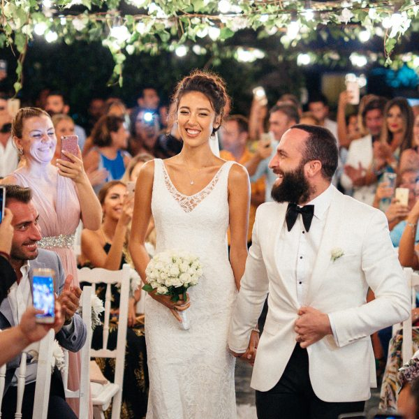Özlem + Berkay Wedding Story