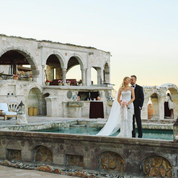 Elif + Cenk - Museum Hotel,Capadocia