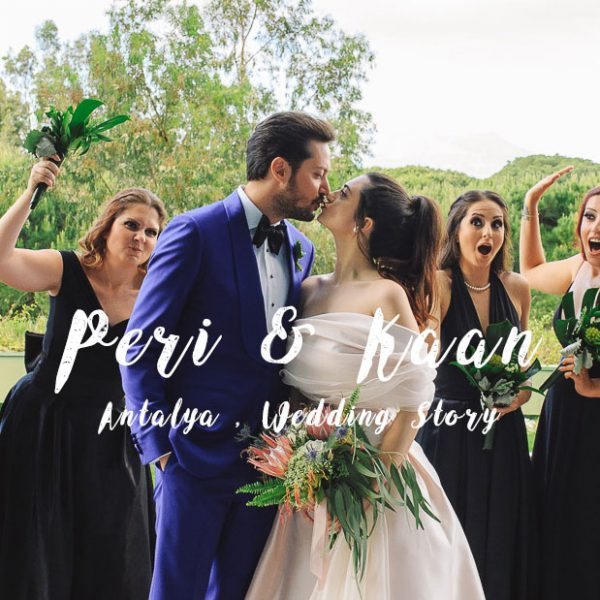 Antalya , Amazing Turkish Wedding Story - Peri & Kaan