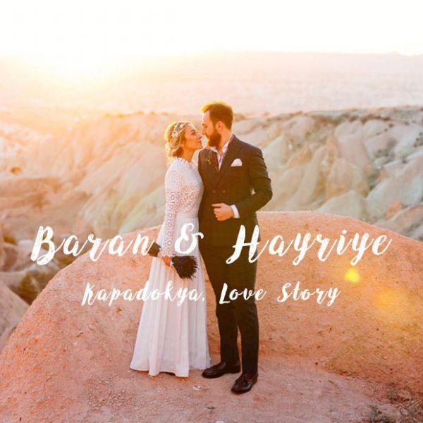 Cappadocia Wedding Photography