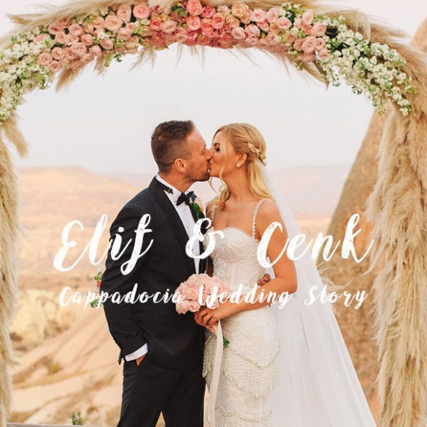 An amazing wedding in Cappadocia, Cappadocia Wedding Photographer