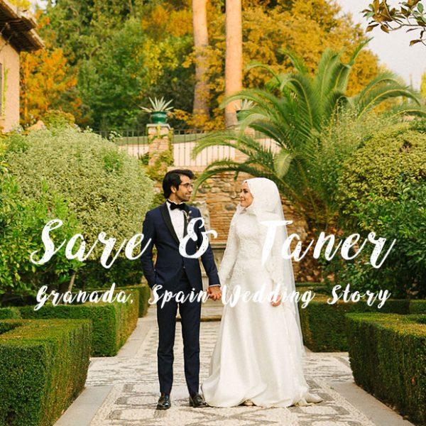 Granada, Spain Wedding Story