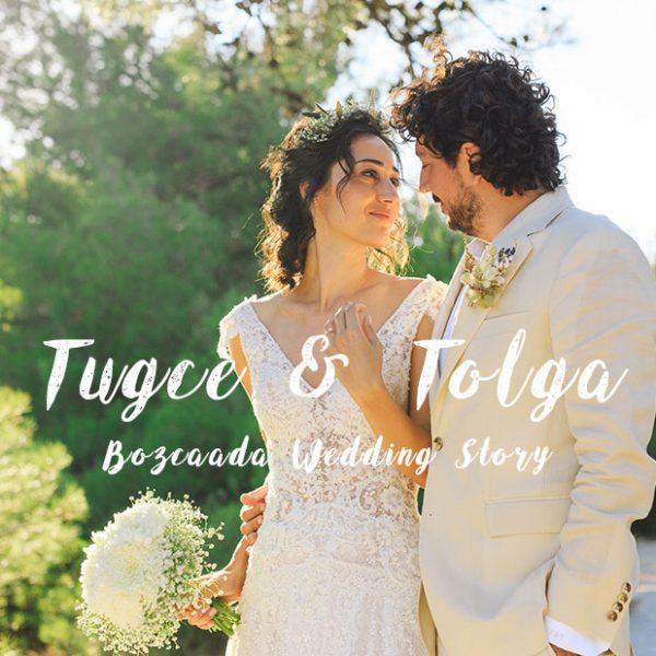 Bozcaada Wedding Story, Tugce & Tolga
